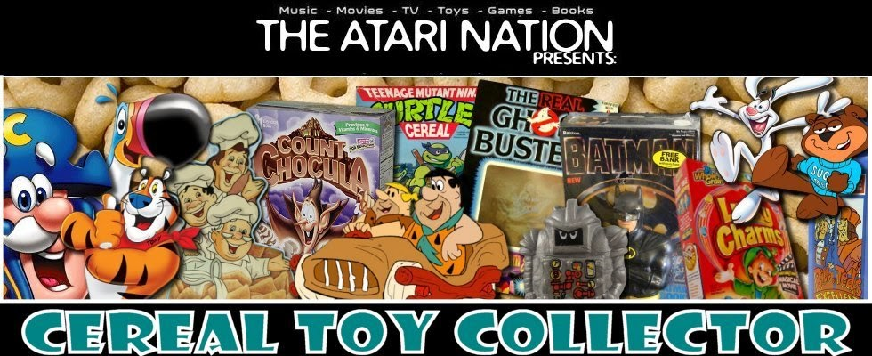 Cereal Toy Collector