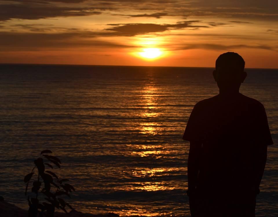Sunset Pantai Karang Panjang