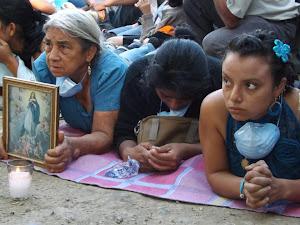 Resistencia a la minería en La Puya, Guatemala
