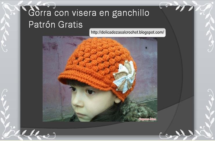 Perfecto Patrón Gorro De Ganchillo Para Los Niños Patrón - Ideas de ...
