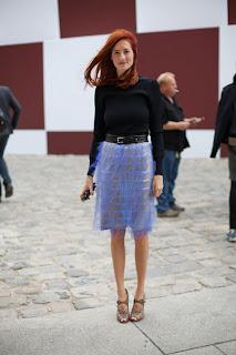 hbz street style pfw ss13 100312 08 lgn 2013 Sokak Modası