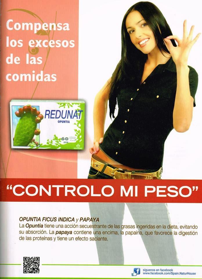 Redunat Opuntia. Excesos ~ Naturhouse Alboraya-Av Campanar Nº8