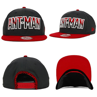 Marvel's Ant-Man Hat Collection by New Era - Ant-Man Sub Logo 9FIFTY Snapback Cap