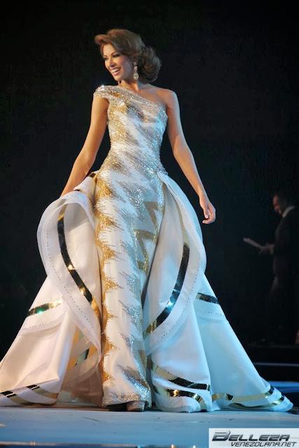 News About Women: Miss Venezuela gowns