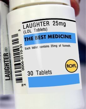 Laughing is a good medicine essay