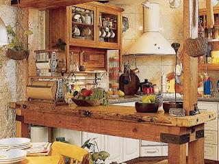 cozinha%2Brustica Móveis Rústicos