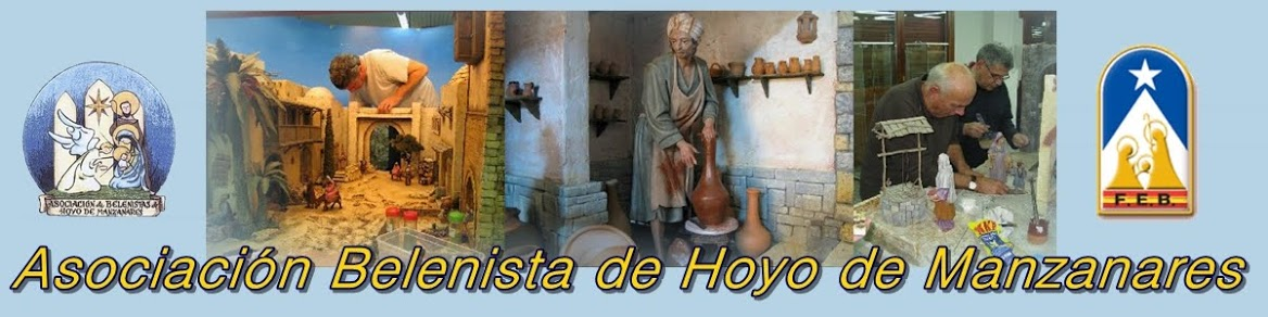 ASOCIACION DE BELENISTAS DE HOYO DE MANZANARES