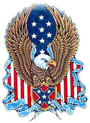 American Eagle Tattoos