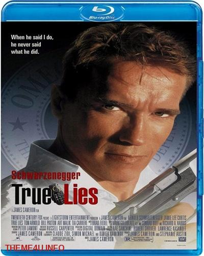 True Lies (1994) BRRIP Poster