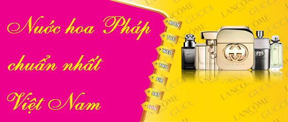 Nuoc Hoa Chanel phap