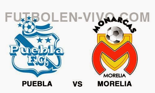 Puebla vs Morelia