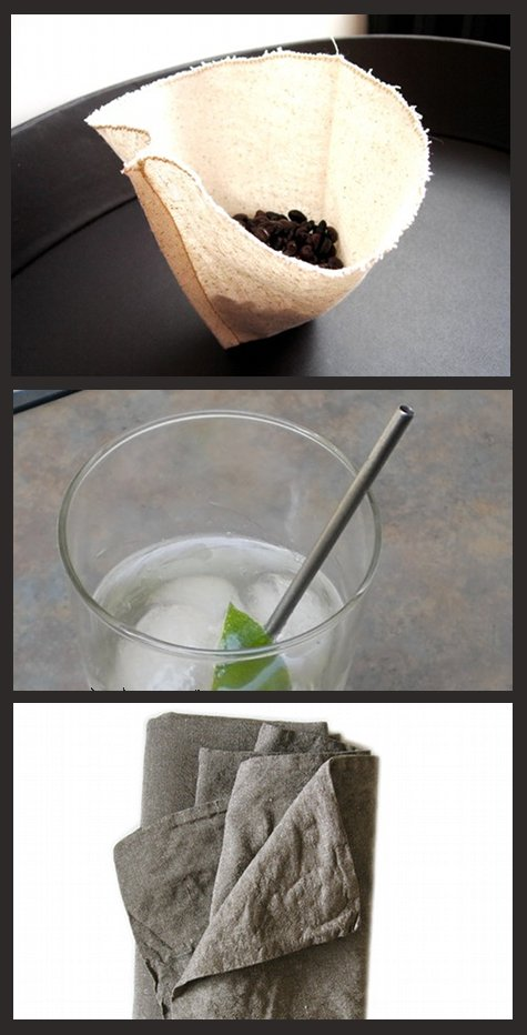 Handmade Eco-Friendly Reusable Home Products