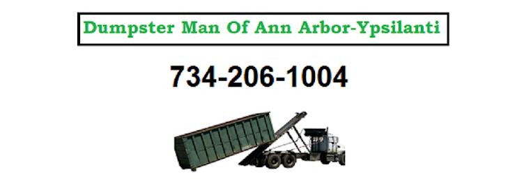 Dumpster Man of Ann Arbor Ypsilanti