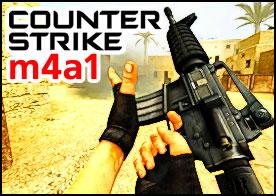 Counter Strike m4a1 Oyunu