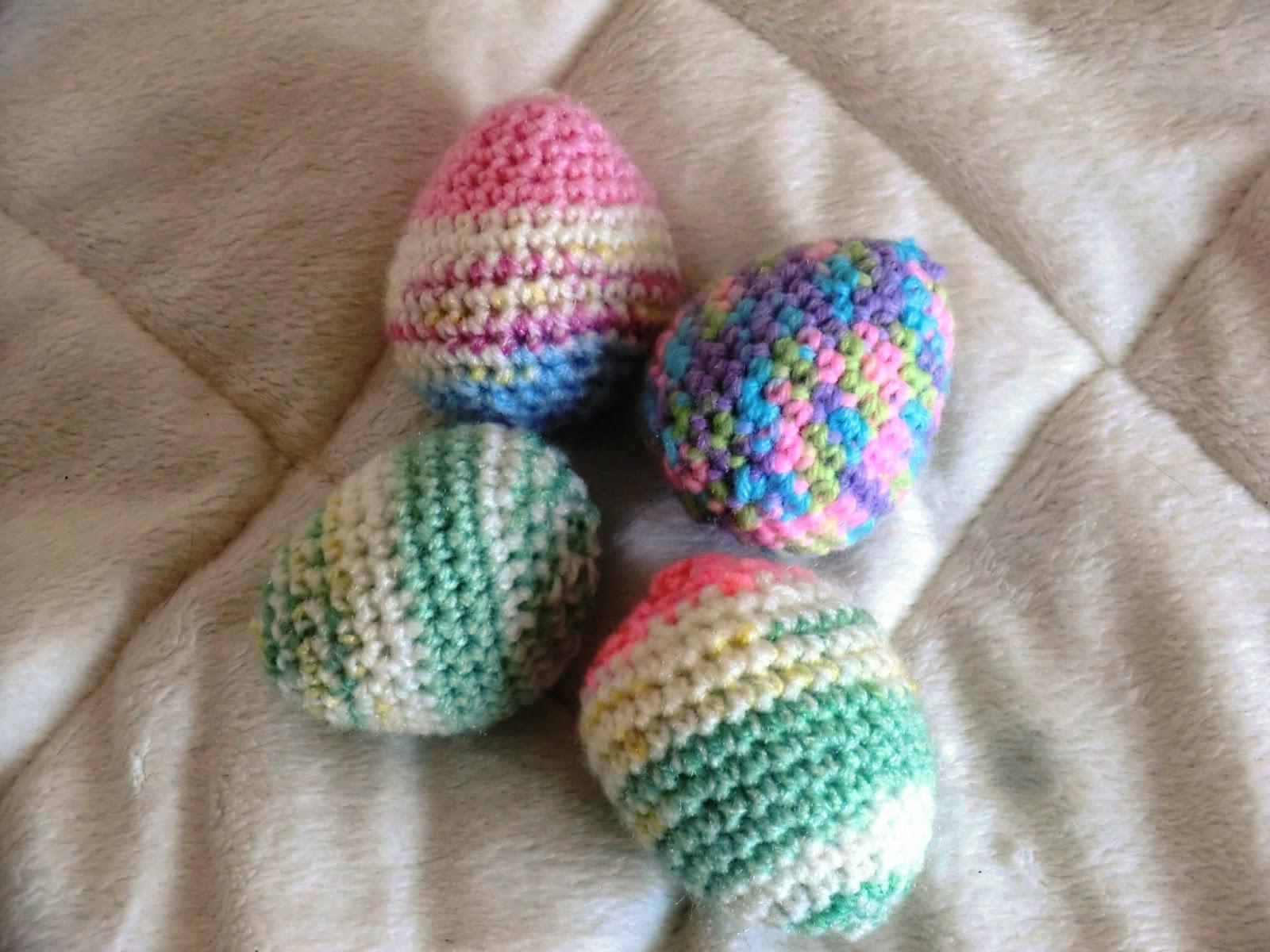 Amigurumi Barmy: Easter egg free pattern