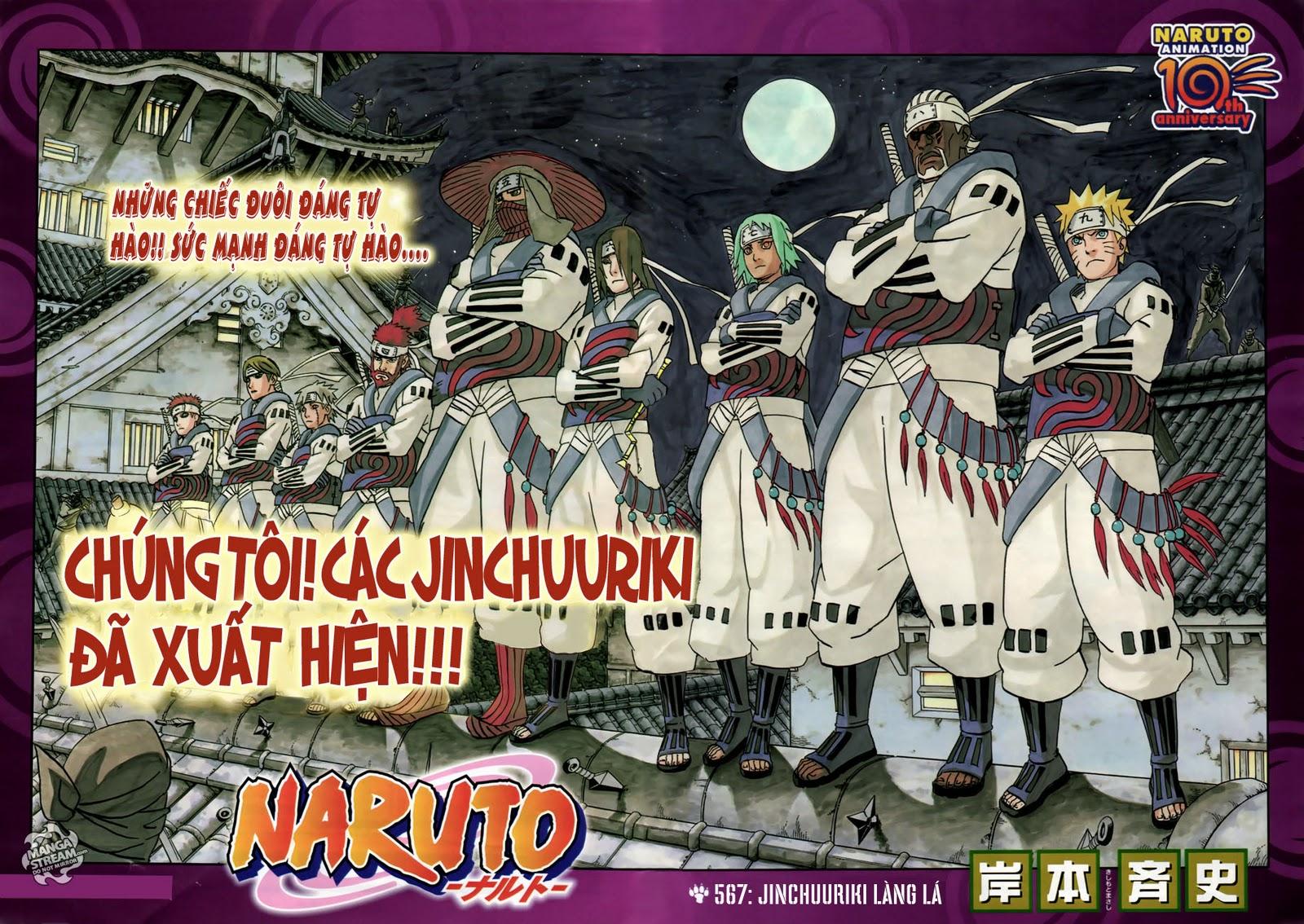 Naruto - Chapter 567 - Pic 2