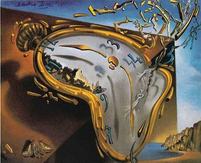Tempo, Relógio, Salvador Dali