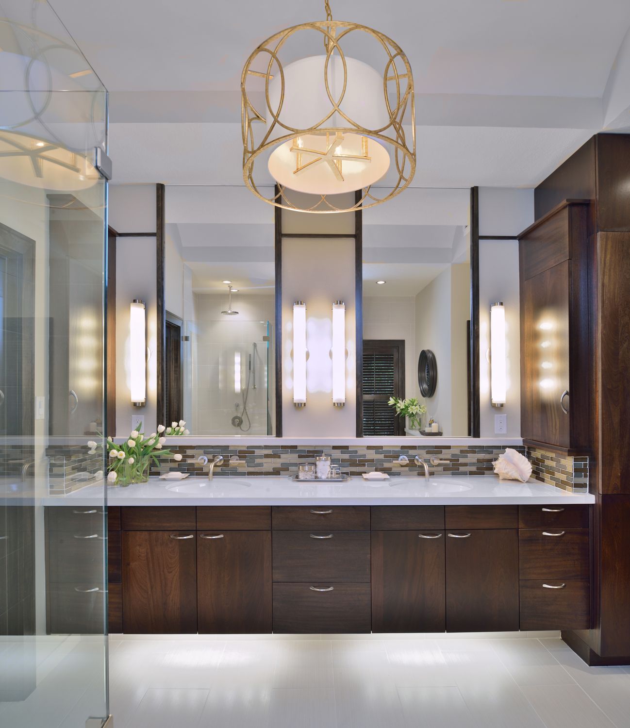 Master bathroom designs 2013 - Master Bathroom Designs 2013 Design In The Woods Master Bath Remodel Before And After