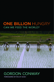 One Billion Hungry by Gordon Conway, Bill Gates Top 10 Books 2012, www.ruths-world.com