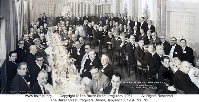 The 1964 BSI Dinner group photo