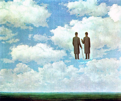 René Magritte Infinite Gratitude 1963