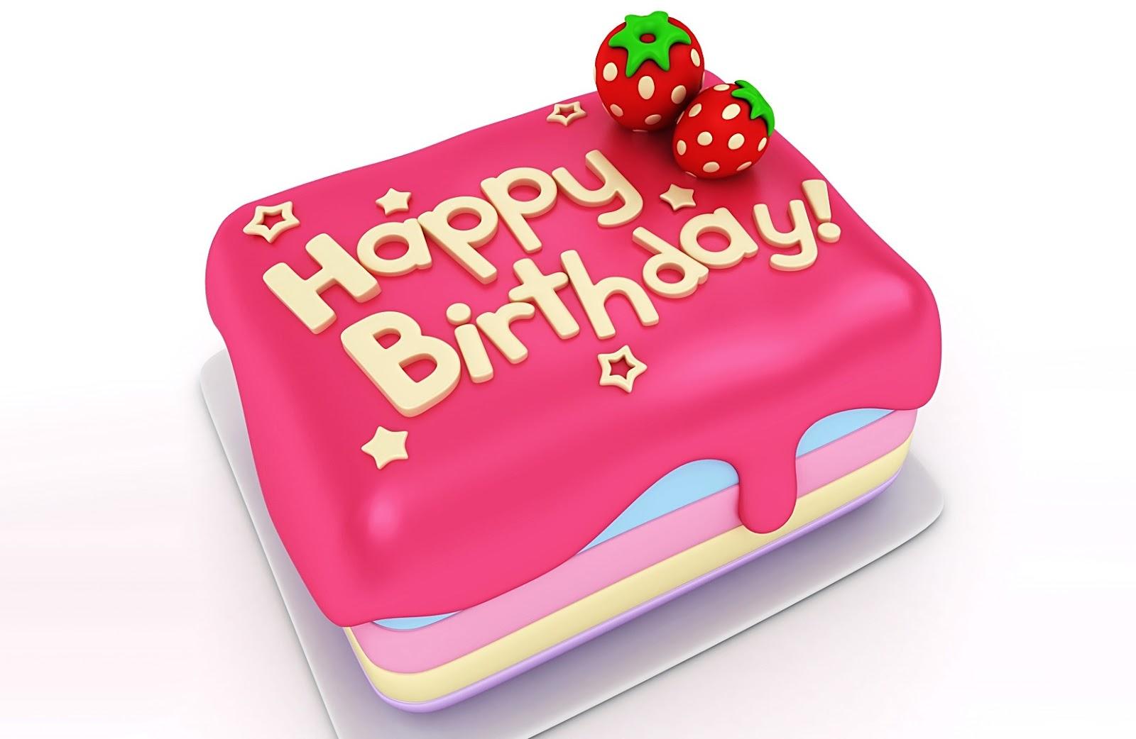 Birthday Cake In Animation Naturallycurlye Com