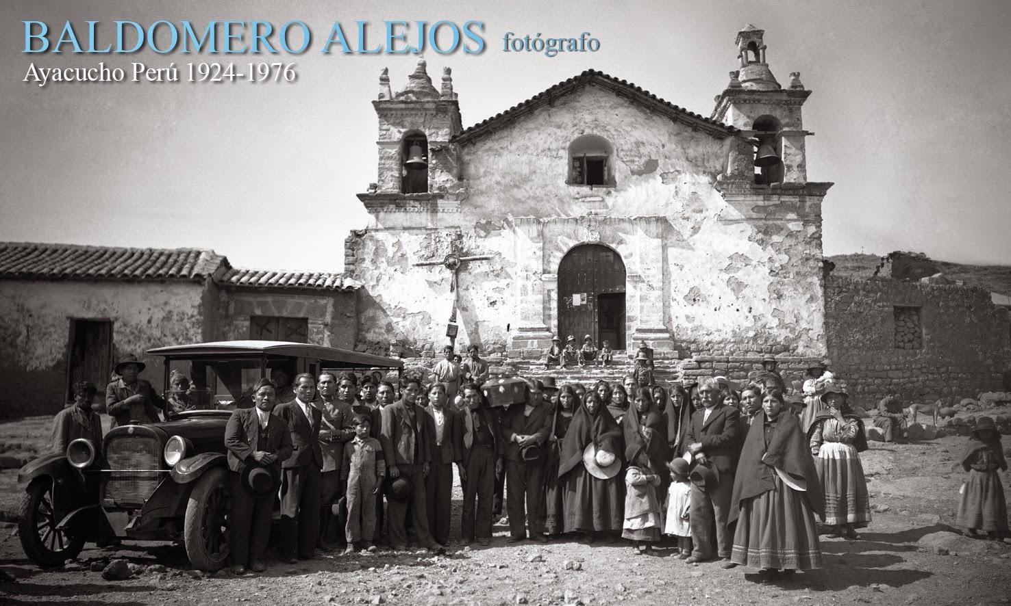 Archivo Fotográfico Baldomero Alejos