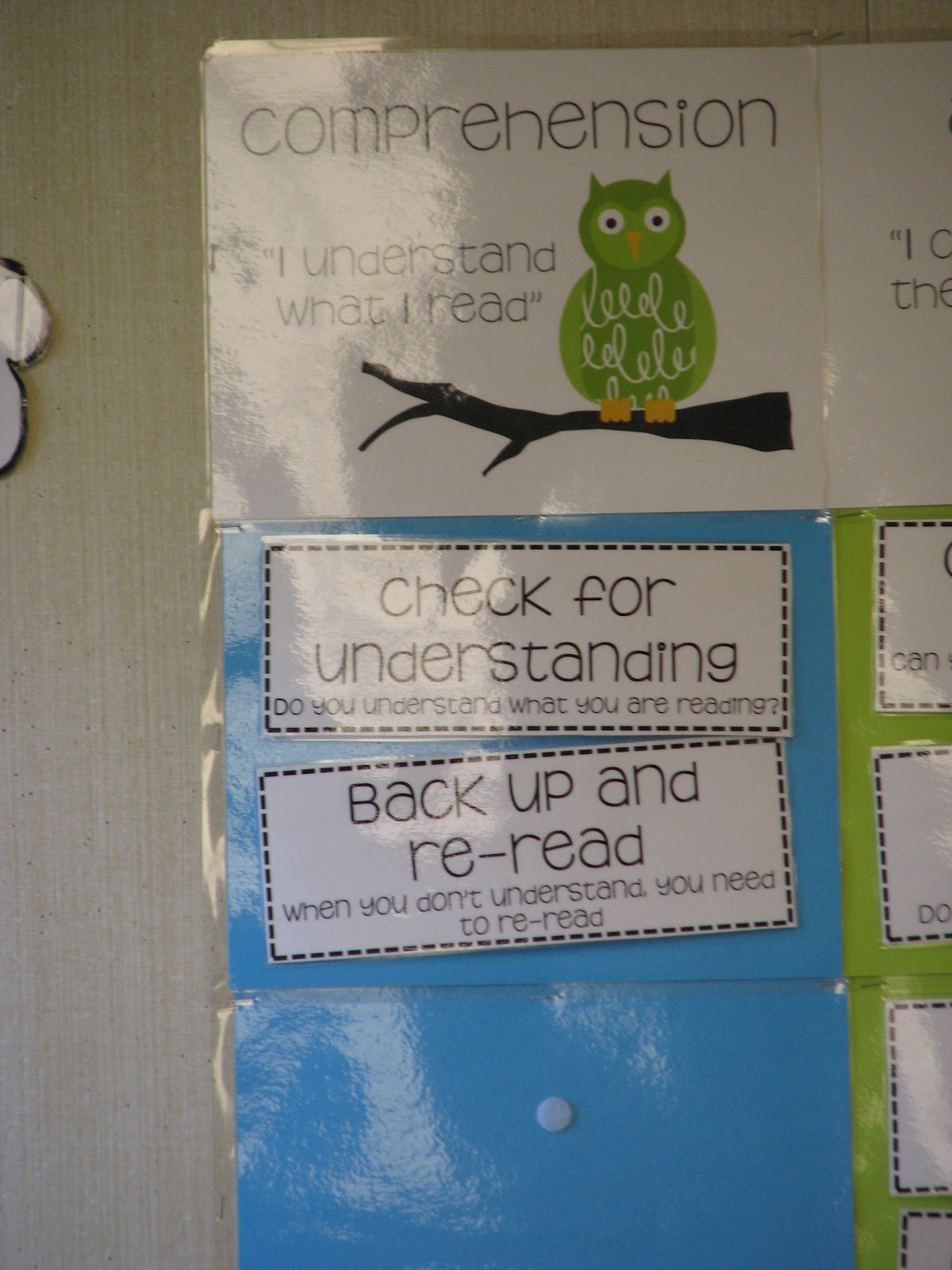 Classroom Reading Ideas ~ The reading corner my classroom