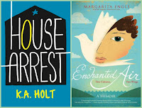 Middle grade stories in verse @ BethFishReads.com