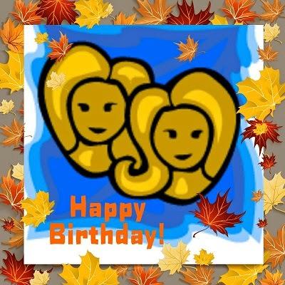happy birthday gemini