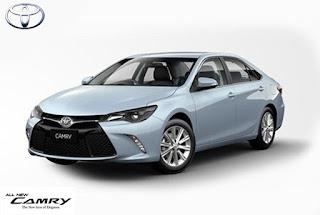 2015 Toyota Camry Atara S Specs Exterior