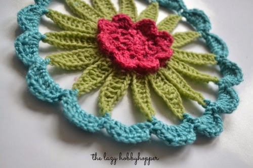 the lazy hobbyhopper decorative crochet. Black Bedroom Furniture Sets. Home Design Ideas