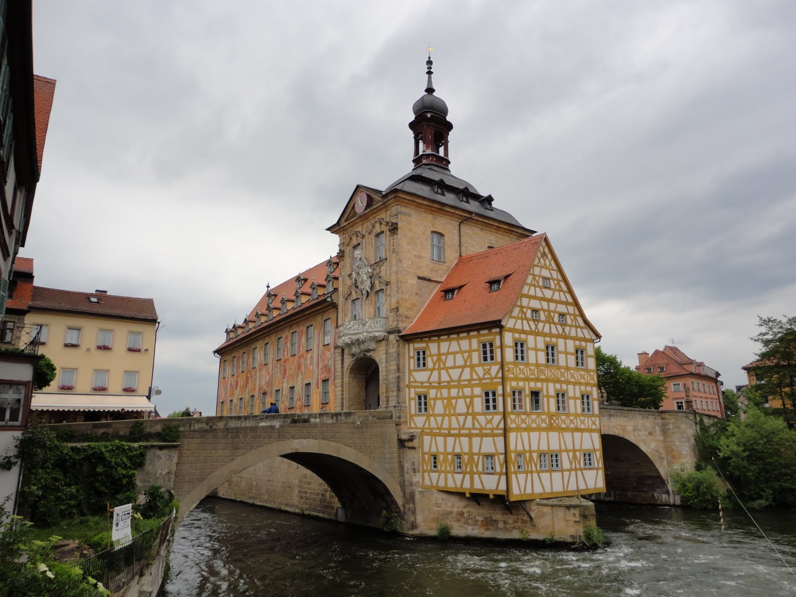 Bamberg Germany  City new picture : Cyclist Paul's Travels: Bamberg, Germany
