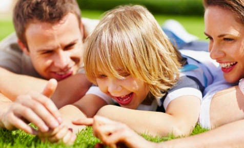 The True Lasting Benefits of Being Happier Parents!