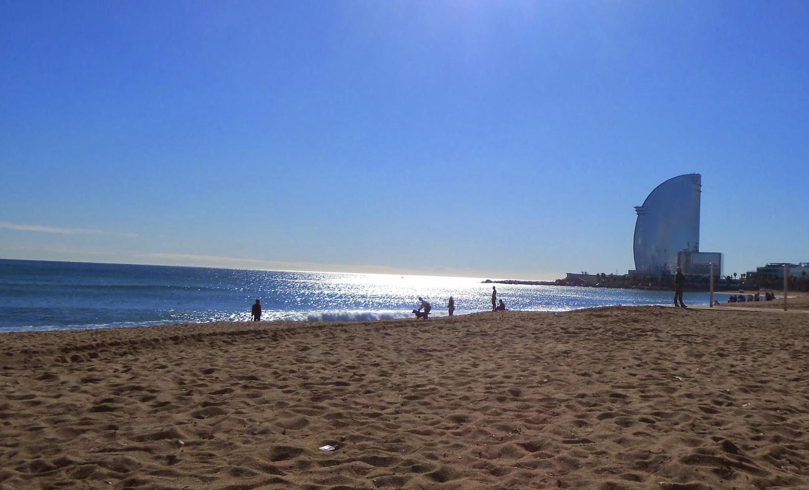 Barceloneta for Vacanze a barcellona mare