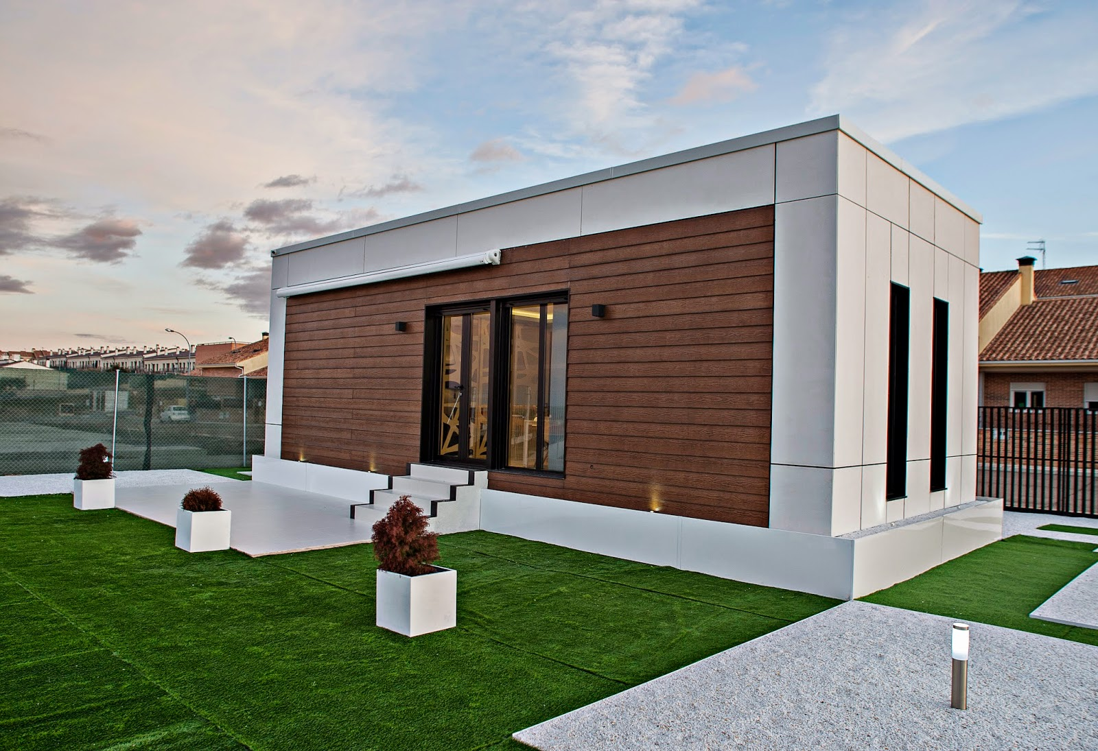 Vivienda modular modelo loft Resan