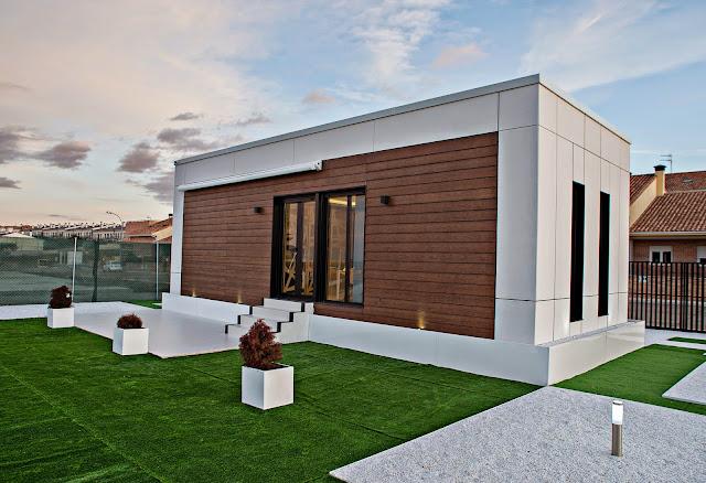 Vivienda modular - Modelo loft