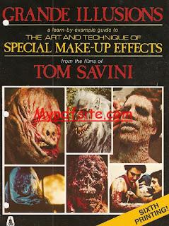 E-Book Tom Savini Grand Illusions book