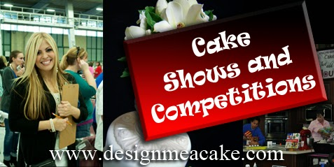 Cake Shows and Competitions.