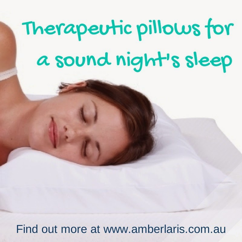 Adelaide osteopath Amber Laris can advise you on how to get a better night's sleep