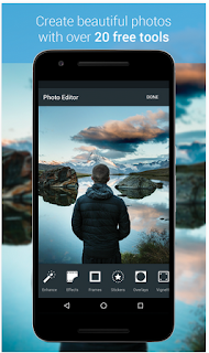 5 Aplikasi Android Editor Photo Paling baru 2016