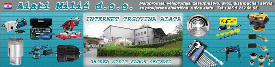 Prodaja i Servis Alata i Elektro pribora - Alati Milić  doo