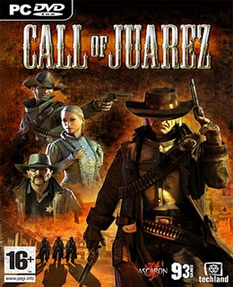 Call of Juarez PC Box