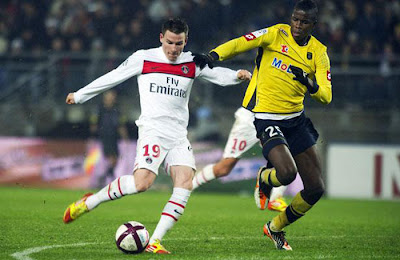Sochaux 0 - 1 Paris Saint Germain (3)