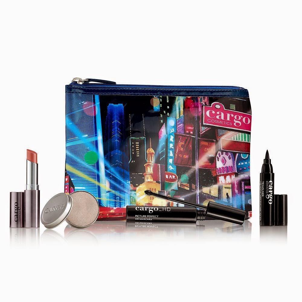 CARGO Cosmetics, Shanghai Nights Fall Makeup Kit Gift Set, Kohls