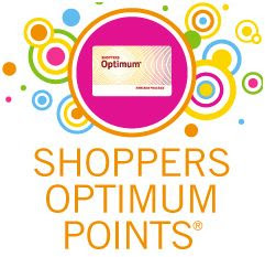 Shoppers Drug Mart Optimum Points Offers