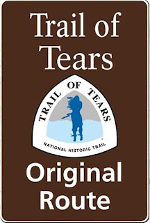 Trail of tears date
