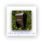 Ta gjerne kontakt med meg på mail:)