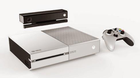 Consola Xbox One Blanca edición Limitada