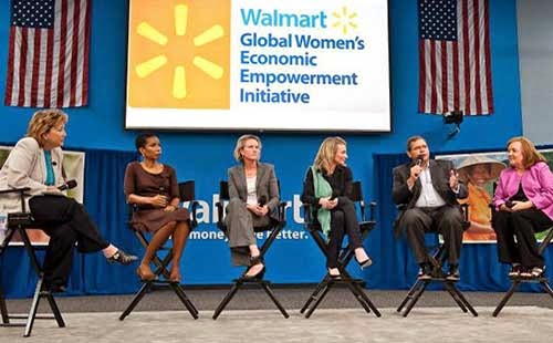 Walmart's Global Women's Economic Empowerment